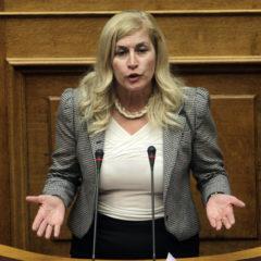 Ελ. Αυλωνίτου: Ακόμα περιμένω να ακούσω αυτοκριτική υπουργών του Τσίπρα!