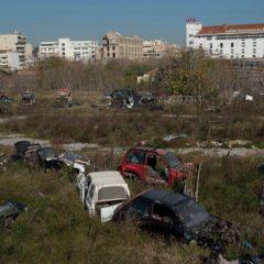 «Χωματερή» σκουπιδιών και… ανθρώπων δίπλα στο κέντρο της Θεσσαλονίκης