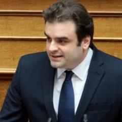 Πιερρακάκης: «Έτοιμος ο πενταψήφιος αριθμός για sms στην περίπτωση ανοίγματος του λιανεμπορίου»