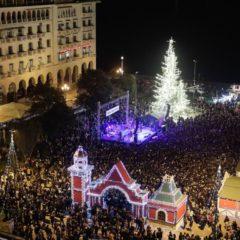 Η Πρωτοψάλτη θα «ανάψει» το χριστουγεννιάτικο δέντρο της Θεσσαλονίκης