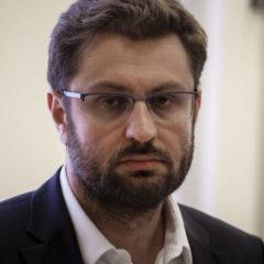 Κ. Ζαχαριάδης: «Η τρομοκρατία… βαλβίδα αποσυμπίεσης της ΝΔ για το προσφυγικό!»