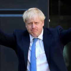 Θρίαμβος για τον «Mr Brexit»: Σαρωτική νίκη του Μπόρις Τζόνσον στην Βρετανία