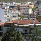 Σοκ στο Χαλάνδρι: Έπεσε μπαλκόνι πολυκατοικίας λόγω της κακοκαιρίας