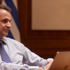 Ψηφίζει για ΠτΔ και φεύγει για Νταβός αύριο ο Μητσοτάκης
