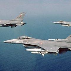 Νέο μπαράζ υπερπτήσεων στο Αιγαίο από τουρκικά μαχητικά