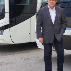 Στέφανος Τσόλης (ΚΤΕΛ Θεσ/νίκης): Από 15 Φεβρουαρίου νέα λεωφορεία – Περιμένουμε έγκριση από το Ελεγκτικό Συνέδριο