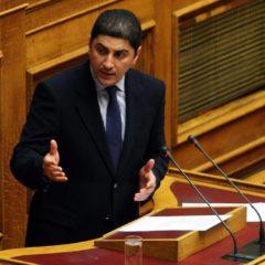 Λευτέρης Αυγενάκης στο Radio North: «Καμία πρόθεση για μονομερή απόφαση διακοπής πρωταθλημάτων – Ανεδαφικές και αστείες οι προτάσεις ΣΥΡΙΖΑ για την οικονομία»