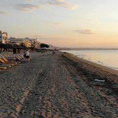 Λουκέτο και στην παραλία από Περαία μέχρι Αγία Τριάδα αν χρειαστεί
