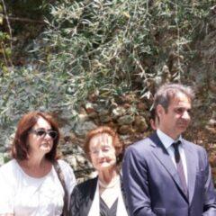 Στα Χανιά ο Κυριάκος για το ετήσιο μνημόσυνο του Κωνσταντίνου Μητσοτάκη