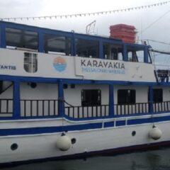 Θεσσαλονίκη: Σηκώνει άγκυρα ο «Κωνσταντής» – Τα δρομολόγια