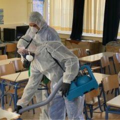 Κορωνοϊός: Κρούσματα σε βρεφονηπιακό σταθμό και Γυμνάσιο των Τρικάλων