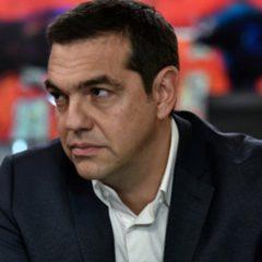 Ο Τσίπρας κατέθεσε πρόταση μομφής κατά Σταϊκούρα για τον Πτωχευτικό Κώδικα