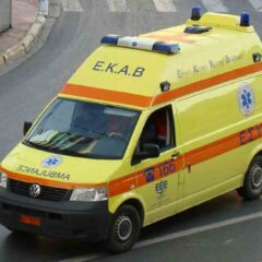 Τρεις τραυματίες σε τρία τροχαία το μεσημέρι στη Θεσσαλονίκη