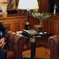 Συνάντηση Σακελλαροπούλου με Μητσοτάκη στο Προεδρικό Μέγαρο