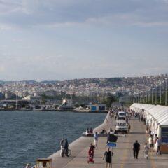 Θεσσαλονίκη: Με…αποστάσεις στα περίπτερα ξεκινά σήμερα το Φεστιβάλ Βιβλίου