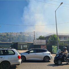 Φωτιά στη Βάρη – Εκκενώνονται προληπτικά τα Παιδικά Χωριά