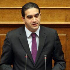 Μ. Κατρίνης: Ιδεολογικός μας αντίπαλος η ΝΔ, δεν ασχολούμαστε με τον ΣΥΡΙΖΑ