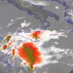 Κακοκαιρία Ιανός: Επικαιροποιημένο έκτακτο δελτίο επικίνδυνων καιρικών φαινομένων