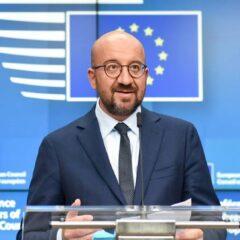 Σαρλ Μισέλ: Η Ευρωπαϊκή Ένωση είναι έτοιμη να επιβάλει κυρώσεις στην Τουρκία