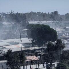 Σάμος: Συνελήφθη 42χρονος Σύρος για τη φωτιά στο ΚΥΤ