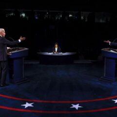 Εκλογές στις ΗΠΑ: «Νικητής» ο Μπάιντεν σε δημοσκόπηση του CNN μετά το ντιμπέιτ