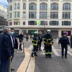 Επίθεση με μαχαίρι στη Γαλλία: Τρεις οι νεκροί στη Νίκαια – Σοκ για τον αποκεφαλισμό ενός από τα θύματα