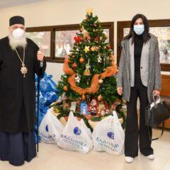 Όμιλος ΕΛΠΕ: Στηρίζει το Χριστουγεννιάτικο τραπέζι 500 οικογενειών στη Δυτική Θεσσαλονίκη