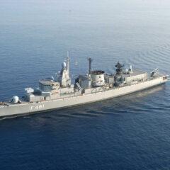 Πολεμικό Ναυτικό: Συναγερμός για κρούσματα κορωνοϊού σε φρεγάτα στη Κρήτη