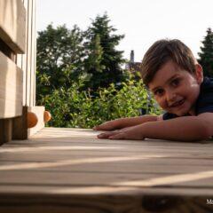 Make-A-Wish – Βασίλης 4 ετών: Εύχομαι να αποκτήσω ένα δεντρόσπιτο